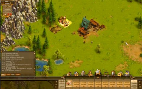 Browsergames Screenshot 1